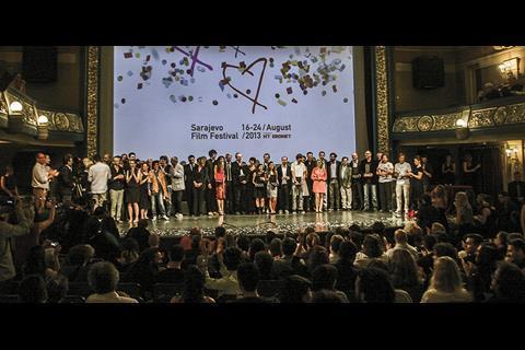 Sarajevo winners 2013